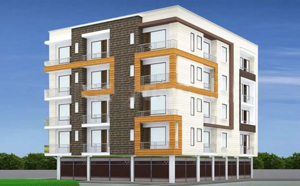 Bharat Luxury Home - Elevation Photo