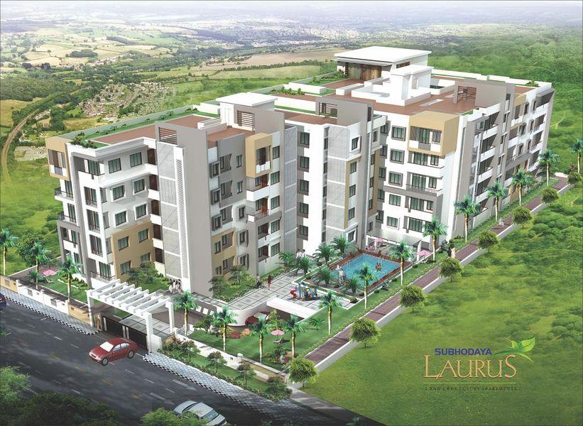 Subhodaya Laurels - Elevation Photo