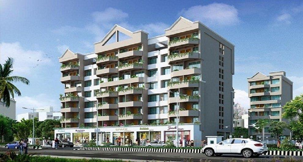 Rajkamal Bayside - Project Images