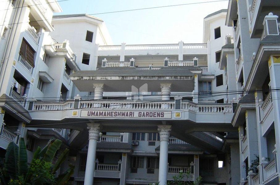 Surya Shakti Green Lands Uma Maheswari Gardens - Elevation Photo
