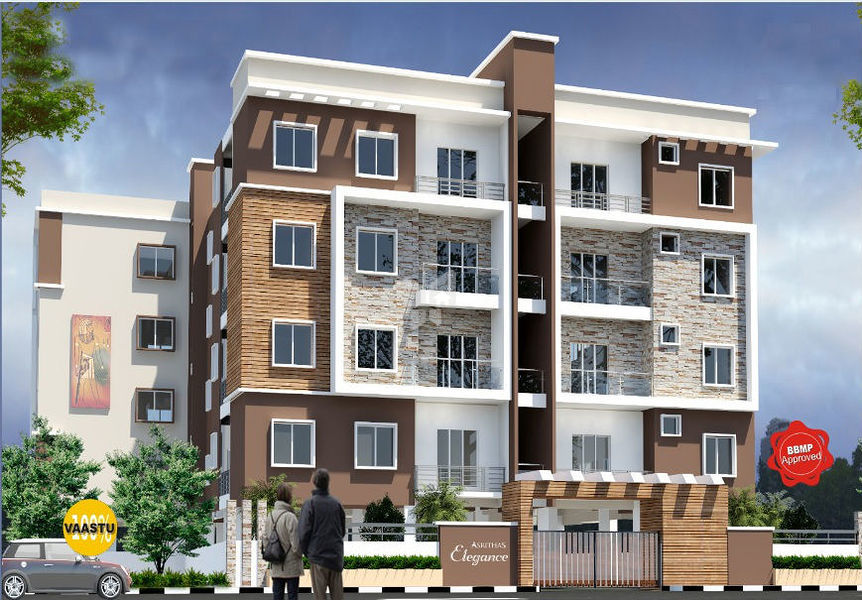 Asrithas Elegance - Elevation Photo