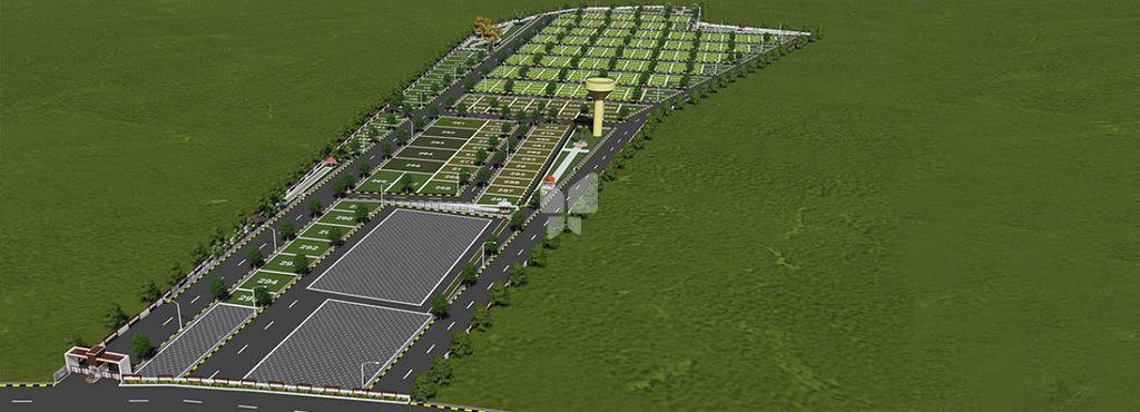 Rajarajeshwari Residency - Master Plans