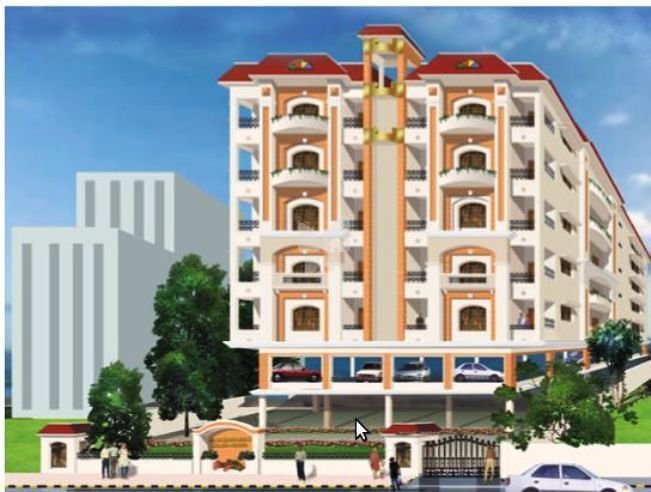 Raghavendra Golden Heights - Project Images