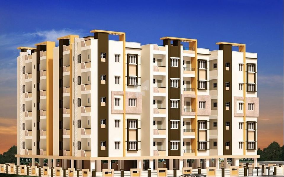 Lakshmi Kantha GSN Towers - Elevation Photo