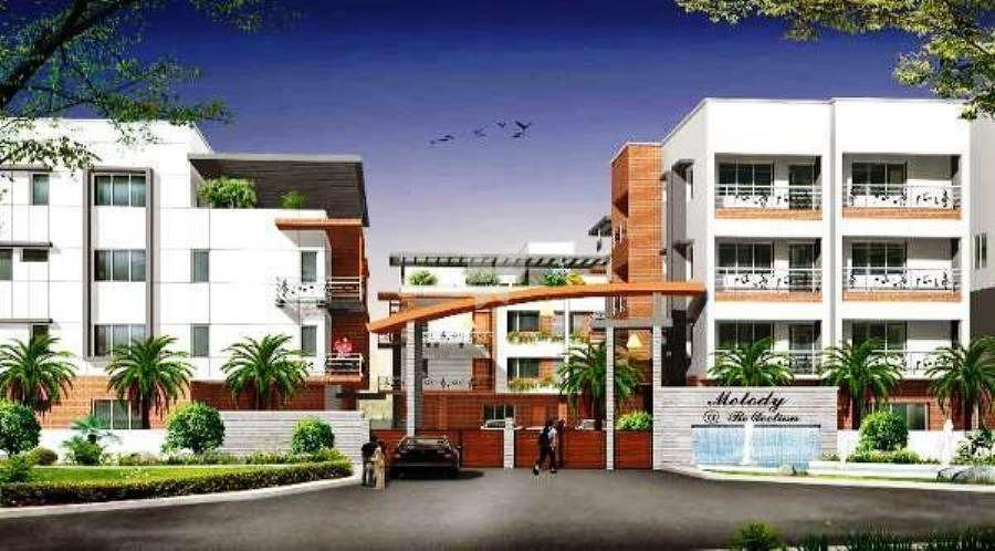 Lakhi Melody - Elevation Photo