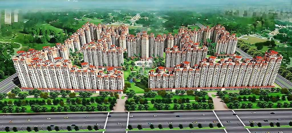 Amrapali Silicon City - Project Images