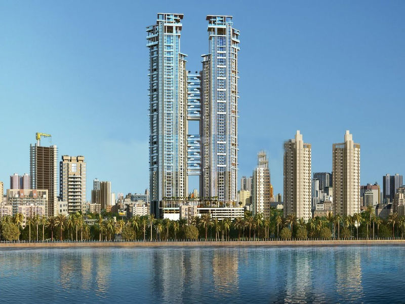 Wadhwa 25 South Prabhadevi - Project Images