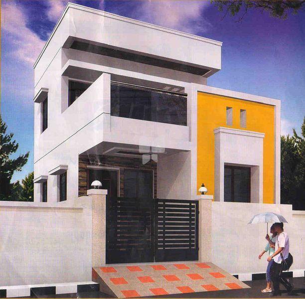 Rakshi Expandable Villas - Elevation Photo