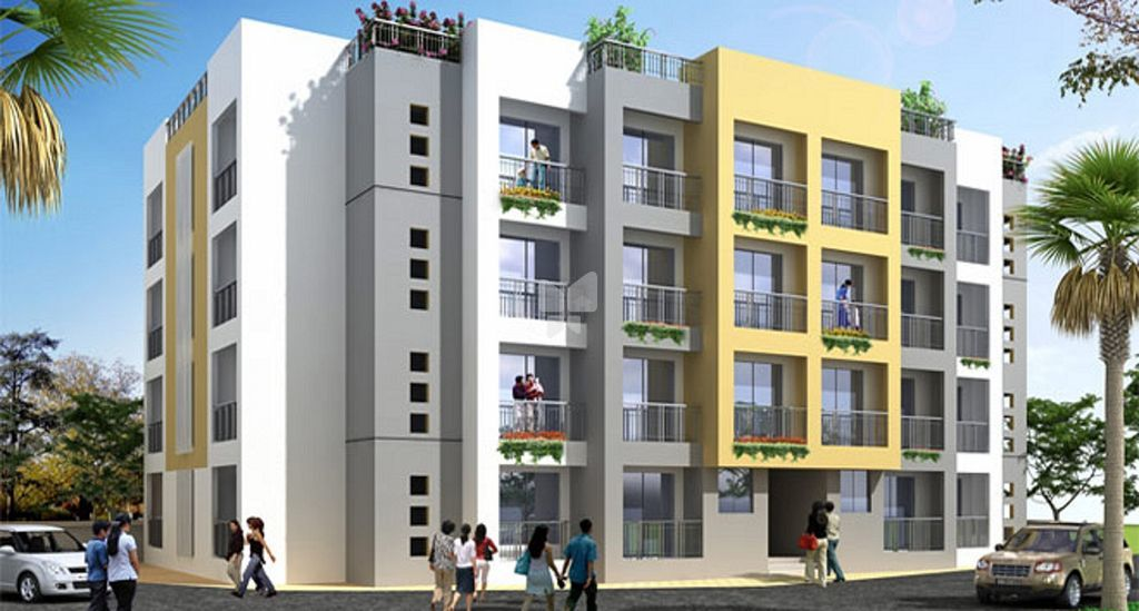 Yogi Geeta Apartments - Project Images