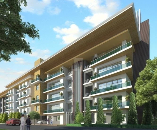 Lodha Codename Gold Rush - Project Images