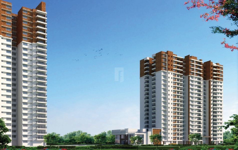 Prestige Misty Waters - Vista Tower - Project Images