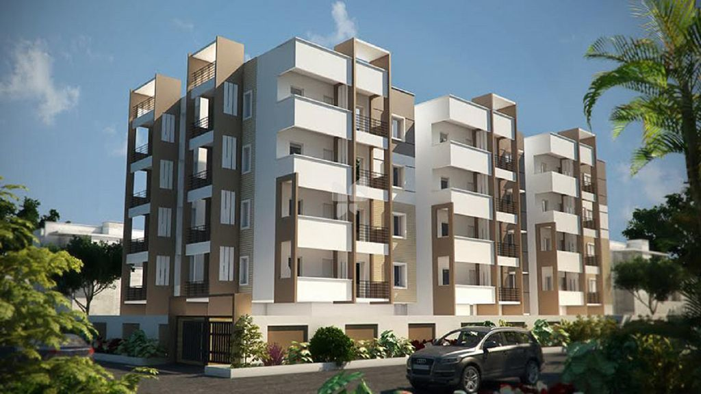 Adithi Evora - Elevation Photo