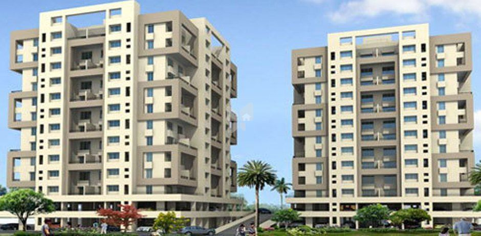 Kolte Patil Margosa Heights - Project Images