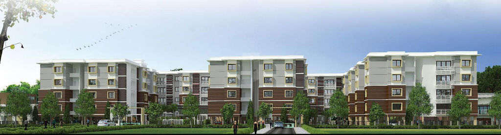 Master Classic Residency - Elevation Photo