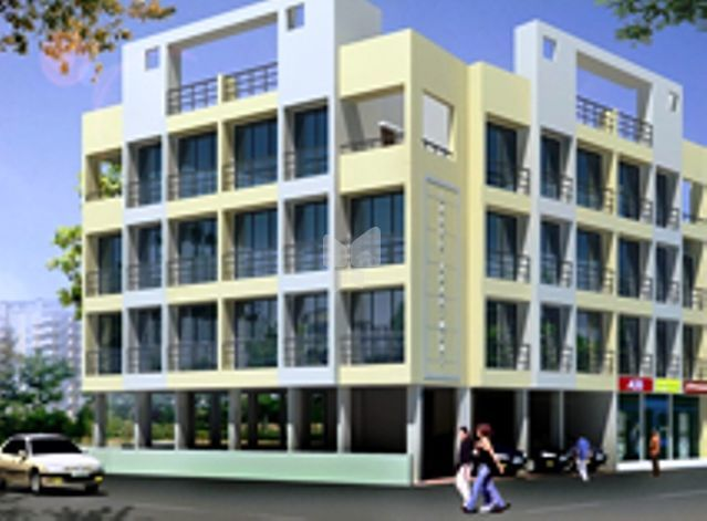 Usha Shree Apartment - Elevation Photo