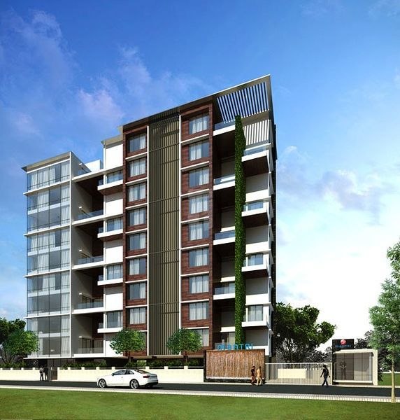 Mantri Emporia - Elevation Photo