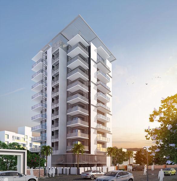 Pandit Yashodhan Apartment - Project Images