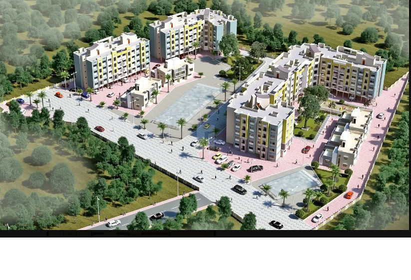 Rajesh Mahavir Krupa - Project Images