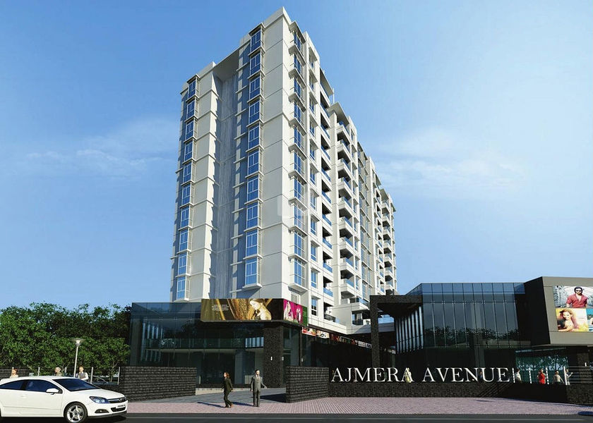 Ajmera Avenue - Elevation Photo
