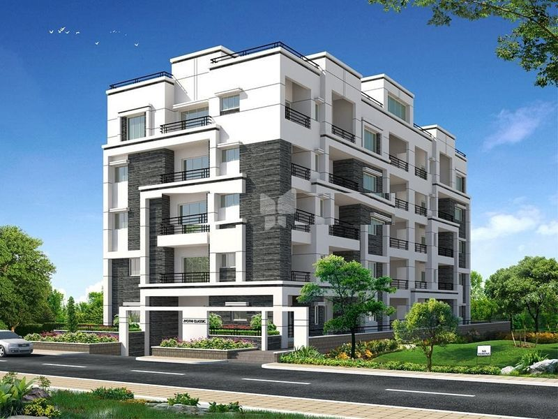 Vamsiram Jyothi Classic - Elevation Photo