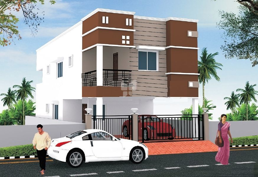 CM Saraswathi Nagar - Elevation Photo