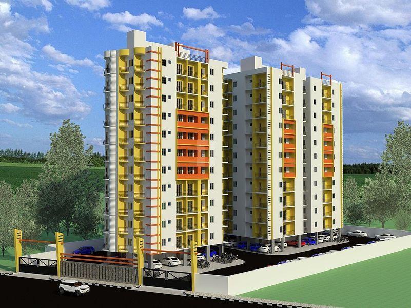 Sri Vishwa Janeni - Elevation Photo