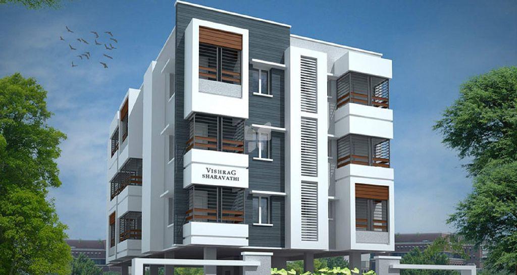 Karthikeyan Vishrag Sharavathi - Elevation Photo