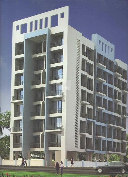 Devkrupa Dev Enclave - Elevation Photo