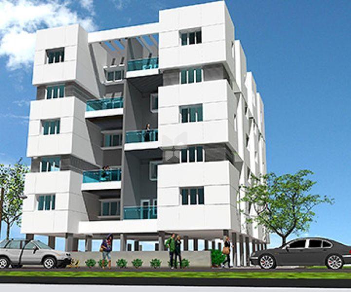 Pandit Javdekar Swasti Apartments - Elevation Photo