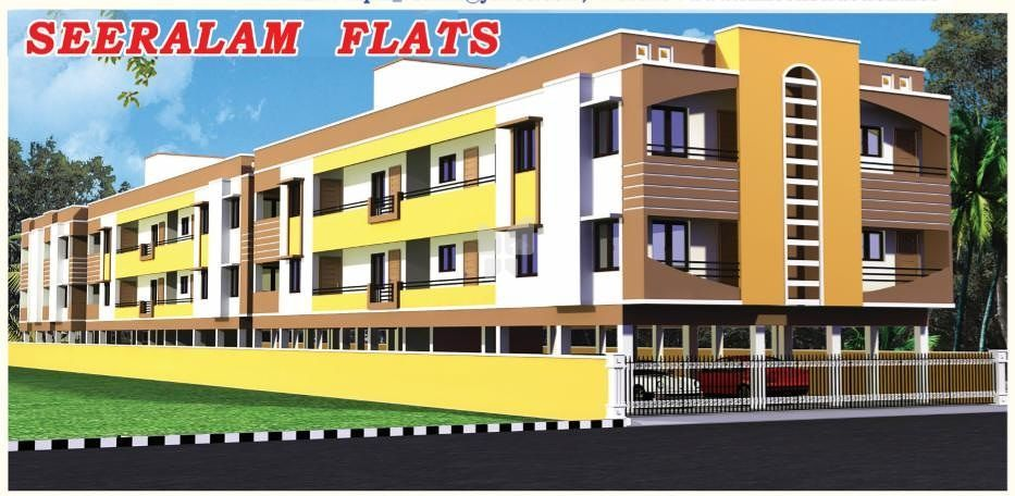 JHL Seeralam - Project Images
