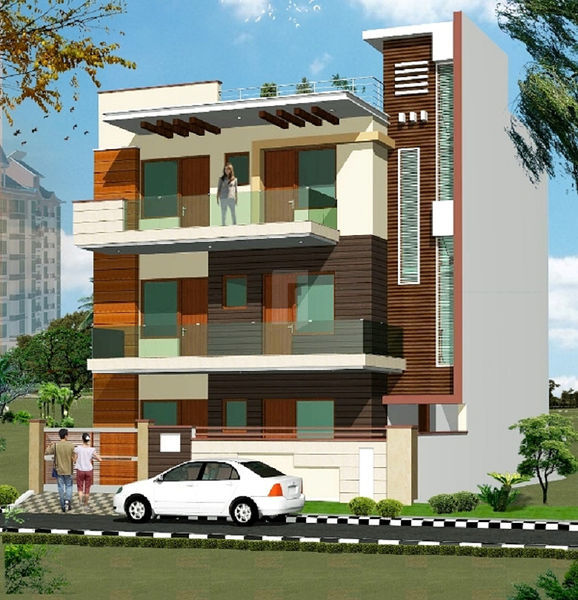 Jai Ambey Builder Floors - Project Images