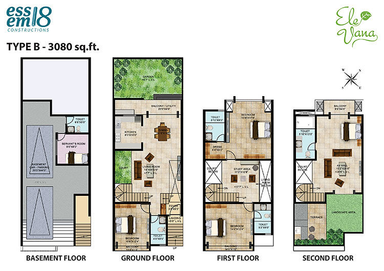 Villa House Plans Bangalore Home Design And Style