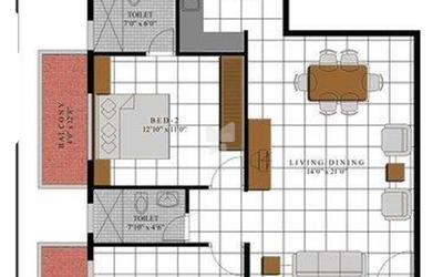 aban-humming-bees-in-hsr-layout-2nd-sector-floor-plan-2d-pme