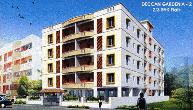 Deccan Gardenia 2 - Elevation Photo