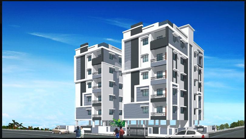 Venkatesam - Sri  RS Constructions - Elevation Photo