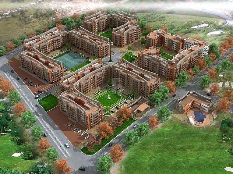 Shiv Aum Gardens - Elevation Photo