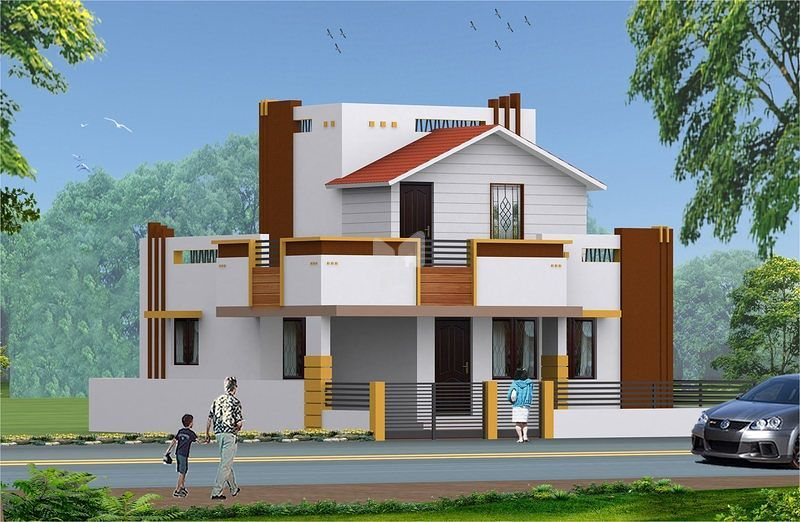 NVS Sri Nagar - Elevation Photo