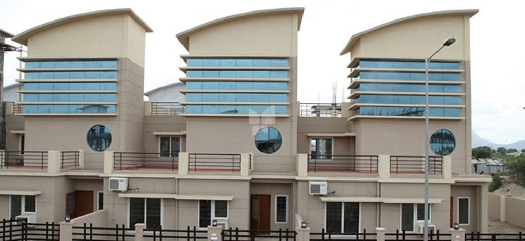 Sahara City Homes Villas - Elevation Photo