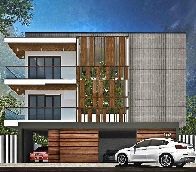 Atikramya Abode - Elevation Photo