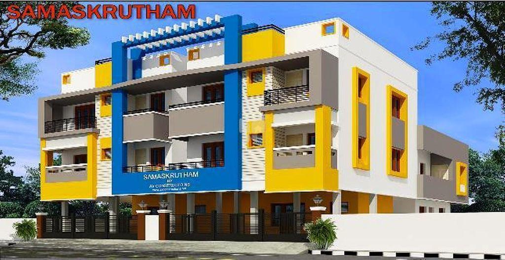 AV Samaskrutham Apartment - Project Images