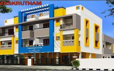 av-samaskrutham-apartment-in-madambakkam-elevation-photo-hil
