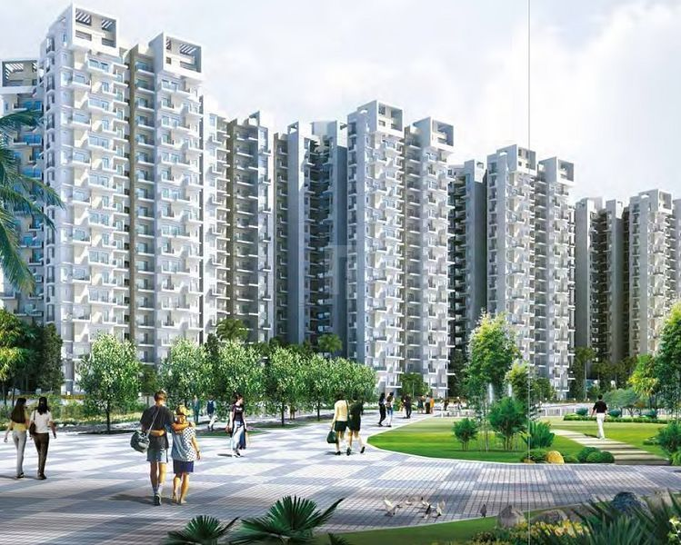 Amrapali O2 Valley - Elevation Photo