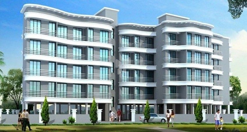 Diamond Suvidha Apartment - Elevation Photo
