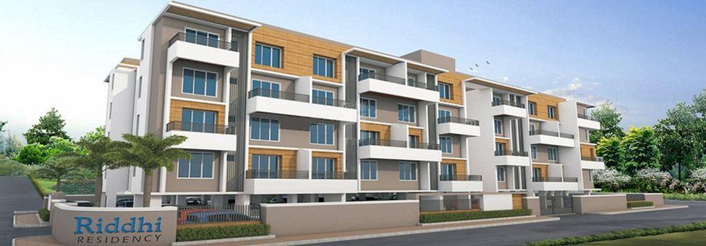 Atmiya Riddhi Residency - Elevation Photo