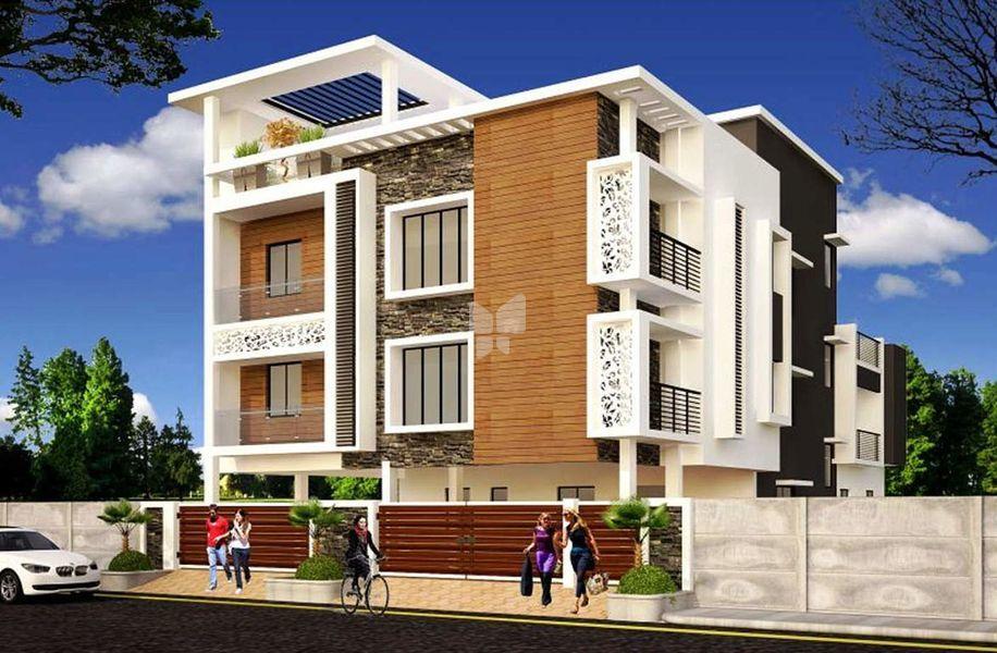Anirudh AH Block - Project Images