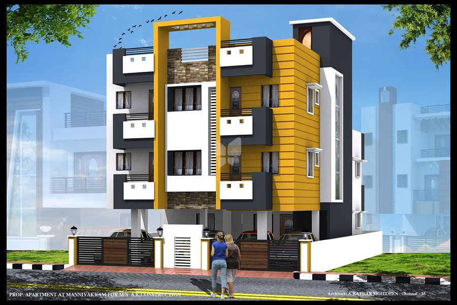 A.K.Constructions Aaji Aster - Project Images