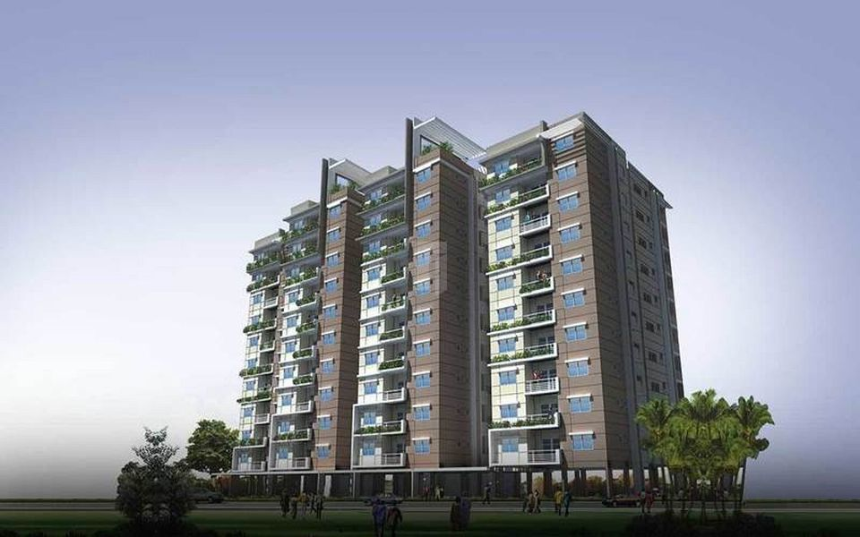 K Raheja Vistas - Project Images