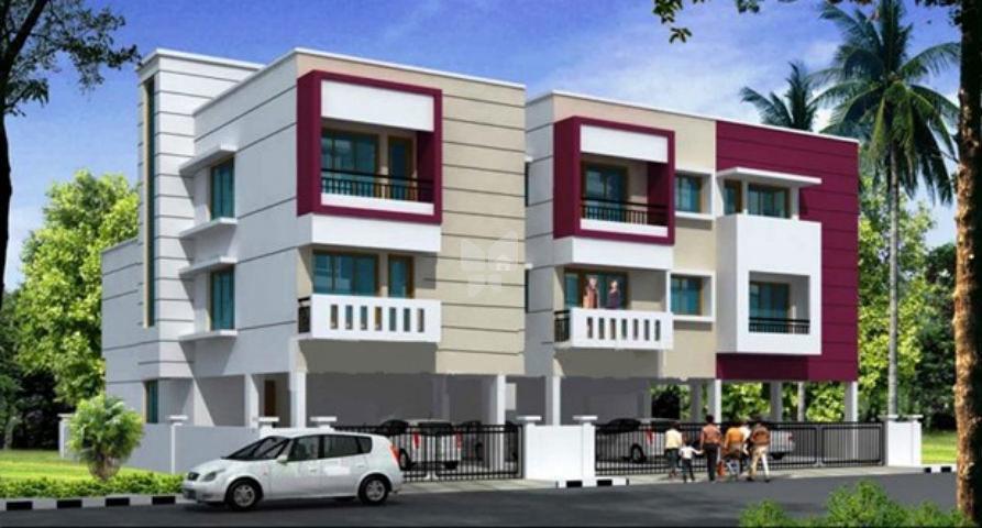 Lakshmi Builders Nerkundram - Project Images