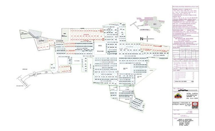 Vasundhara Phase II - Master Plan