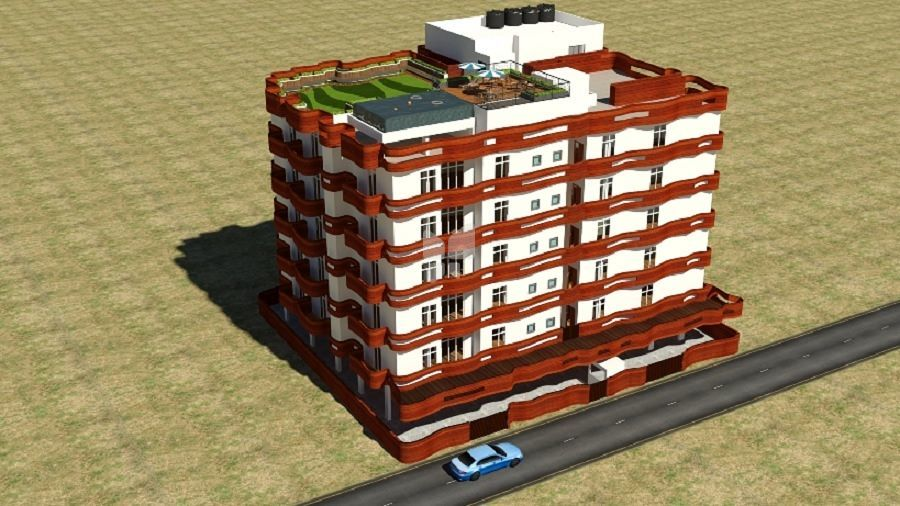Kritan Asta Apartment - Project Images
